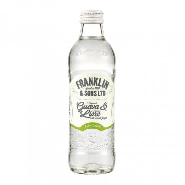 Guava & lime frank&sons 275ml