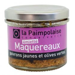 Emietté de Maquereaux La Paimpolaise 90g