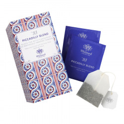 Whittard Piccadily Blend Tea 25 Tea Bags