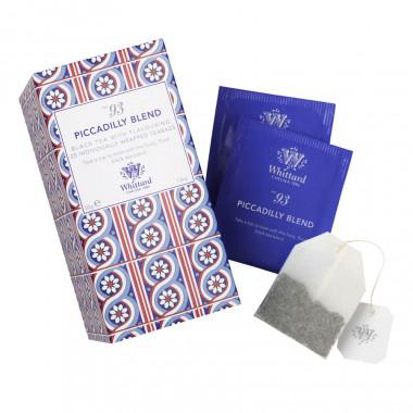 Whittard Piccadily Blend Tea 25 Tea Bags