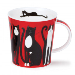 Mug Lucky Cats Dunoon 320ml