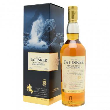 Whisky Talisker 18 ans 70cl 45.8°