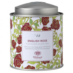 Thé Noir English Rose Whittard of Chelsea 100g