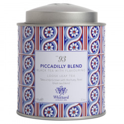 Thé Noir Piccadilly Blend Whittard 100g