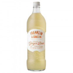 Franklin & Sons Ginger Beer 75cl