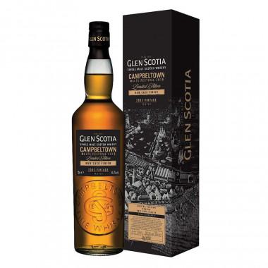 Glen scotia 2003 rum cask 70cl 51.3�