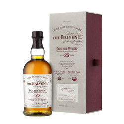 Balvenie 25 Years Old Double Wood 70cl 43°