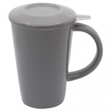 Whittard Grey Pao Teapot Mug