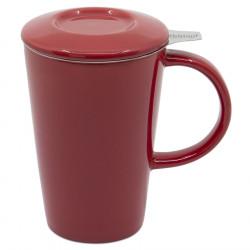 Mug Tisanière Pao Rouge Whittard 350ml