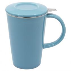 Mug Tisanière PAO Bleu Whittard