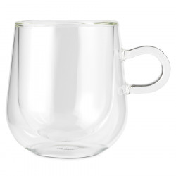 Whittard 2 Double Walled Mugs Calli Set