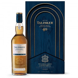 Talisker 40 Years Old 1978 70cl 50°