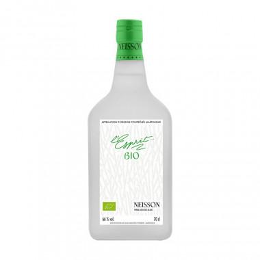 Neisson l'Esprit Bio Rum 70cl 66°