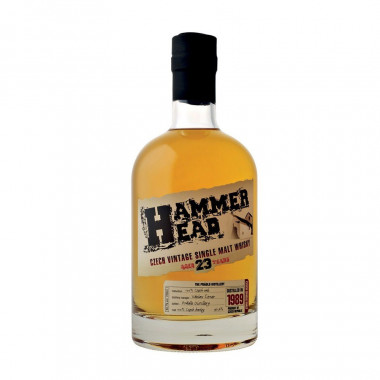 Hammer Head 23 ans 1989 70cl 40.7°