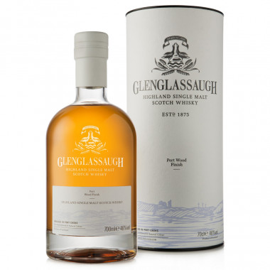 Glenglassaugh Port Wood Finish 70cl 46°