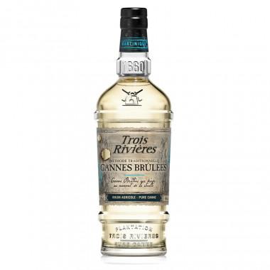 Trois Rivières Burnt Cane Rum 70cl 43°