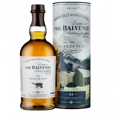 Balvenie 14 ans peat week 70cl 48.3�