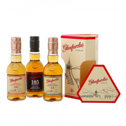Box Glenfarclas 10 Years Old 12 Years Old And 105 3x20cl