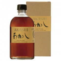 Akashi 6 ans white wine 50cl 50�