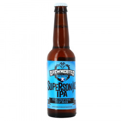 Supersonic IPA 33cl 5° Brewmeister