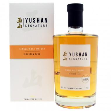 Yushan Signature Bourbon Cask 70cl 46°