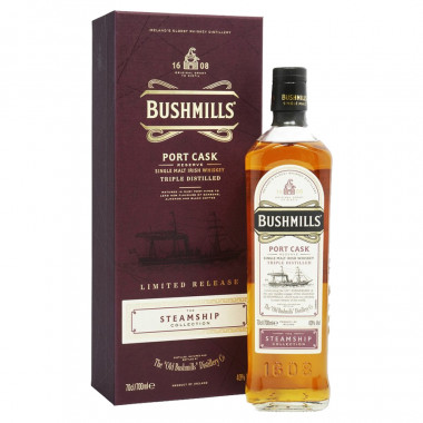 Bushmills Port Cask 70cl 40°