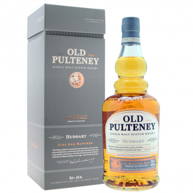 Huddart Old Pulteney 70cl 46°