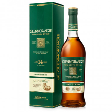 Glenmorangie The Quinta Ruban 14 Years Old 70cl 46°