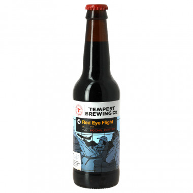 Tempest Red Eye Flight Stout 33cl 7.4°