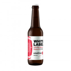 Emelisse White Label Barley Wine Bordeaux Margaux 33cl 12.5°