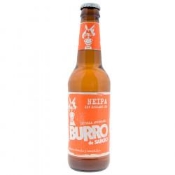 Burro de Sancho NEIPA 33cl 5.9°