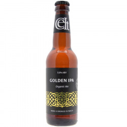 Celt Golden IPA 33cl 3,5°