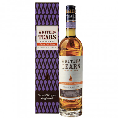 Writers Tears Copper Pot Deau Cognac Finish 70cl 46°