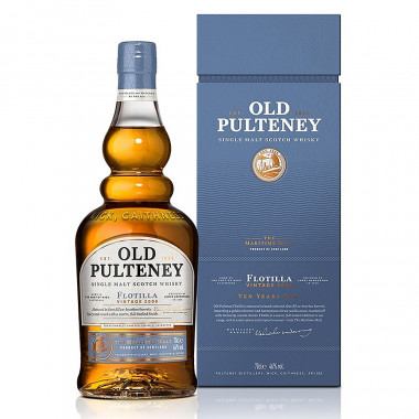 Old Pulteney Flotilla 2008 70cl 46°