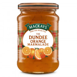 Marmelade Dundee Orange Mackays 340g