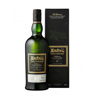 Ardbeg 22 Years Old 70 cl 46.4°