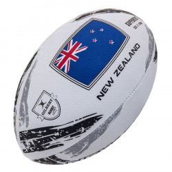 Rugby Ball New Zealand Supporter