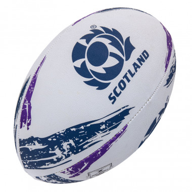Rugby Ball Scotland Supporter