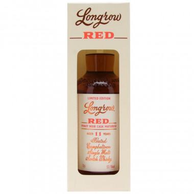 Longrow Red 11 Ans Pinot Noir 70cl 51.3°