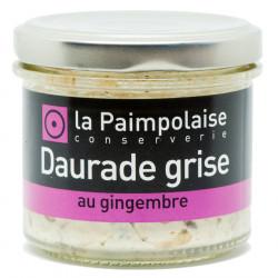 Tartinable Daurade Grise La Paimpolaise 80g