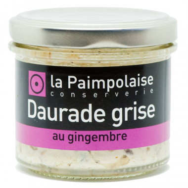 La Paimpolaise Sea Bream Rillettes 80g