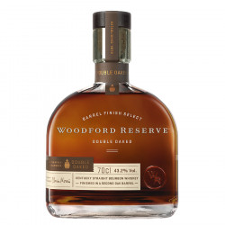 Woodford Reserve Double Oaked 70cl 43.2°