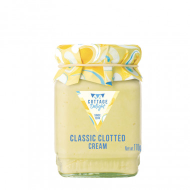Clotted Cream Cottage Delight 170g