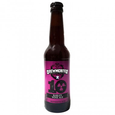 Brewmeister Ten Barley Wine 33cl 10.1°