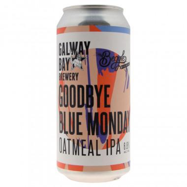 Galway bay goodbye blue monday oatmeal ipa 44c 6.6�