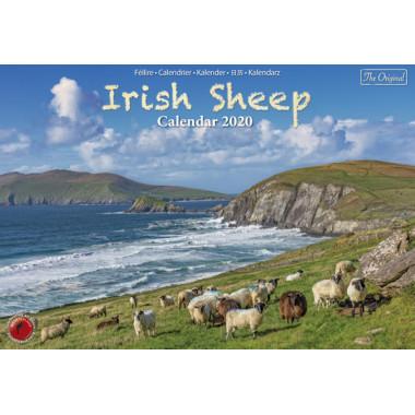 Calendrier 2020 Irish Sheep A4