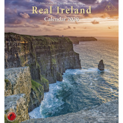 Calendrier 2020 Real Ireland 28x30cm
