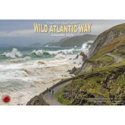 Calendrier 2020 Wild Atlantic A4