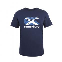 Canterbury Navy Scotland Nations T-Shirt