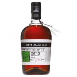 Rhum Diplomatico N°3 Pot Still Rum 70cl 47°